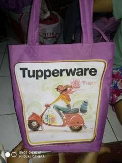 Bag tupperware