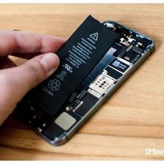 (NEW) Battery Replacement for iPhone 5S