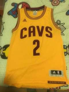 Authentic NBA Adidas Swingman, CAVS Kyrie Irving Size S
