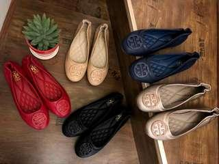 Tory burch doll shoes