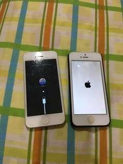 Iphone 5 2 pcs