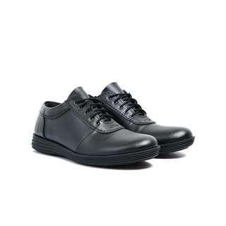 Sepatu original jack carlton black