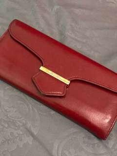 TODS red wallet