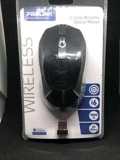 🚚 2.4GHz Wireless Optical Mouse