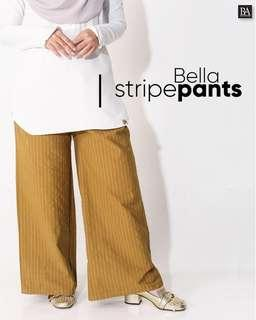 Bella Stripe Pants by Bella Ammara
