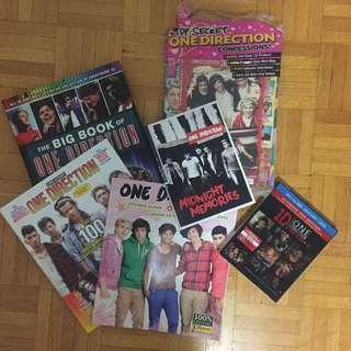 One Direction Stuffs
