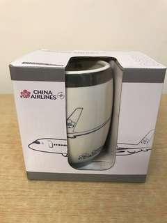 CI 中華航空 CHINA AIRLINES A350特別版 陶瓷杯