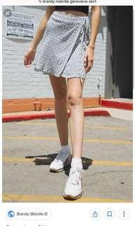BNWT Brandy Melville Genevieve skirt