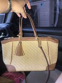 Preloved Ralph Lauren (RL) 2-way Bag