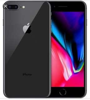 UNLOCKED -MINT CONDITION - IPHONE 8 PLUS - 256GB - SPACE GREY