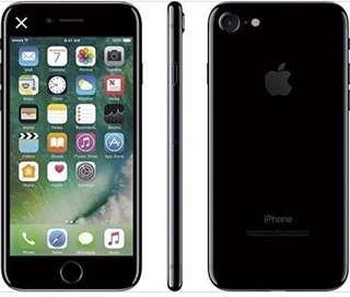 UNLOCKED - MINT CONDITION - IPHONE 7 - 256GB - JET BLACK