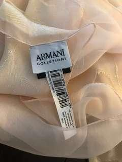 ARMANI COLLEZIONI SCARF FROM FLORENCE, ITALY