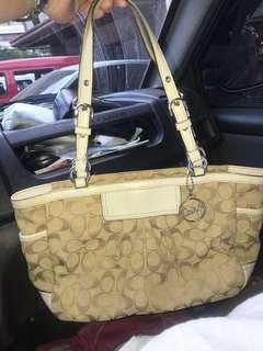 Preloved Coach Shoulder/Handbag