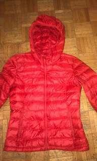 TNA Red Bubble Jacket