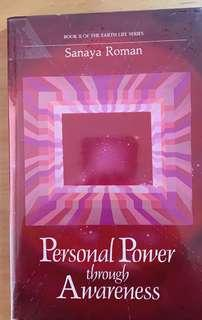Personal Power Through Awareness by Sanaya Roman