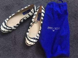 Jimmy Choo x H&M collab - Flats Size 7