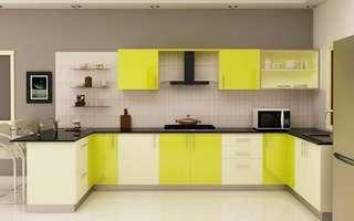Kitchenset rak dapur