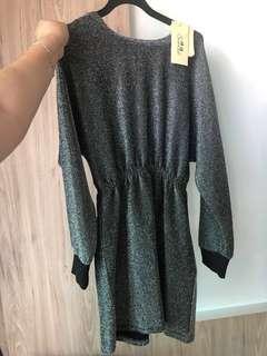 BNWT Shimmer Glitter Dress