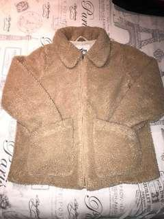 Sherpa Teddy Coat