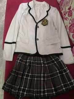 High School girl uniform for DnD