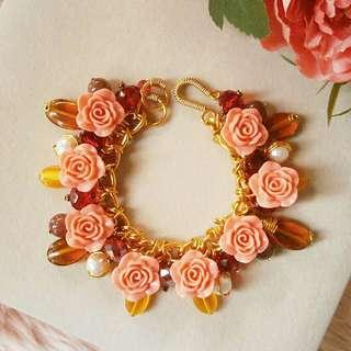 Maggie Charm Bracelet