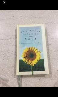 🚚 BN Daily Wisdom To Satisfy The Soul/ Encouragement for Every Day/ Meditation book/ Prayer Book