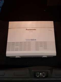 Panasonic PABX Phone System *FULL SET with Door Phone Card*