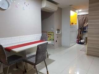 Blk 988C Buangkok Green 4A flat