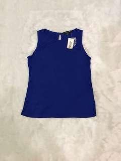 🌺 FOREVER 21 Soft Royal Blue Top 🌺