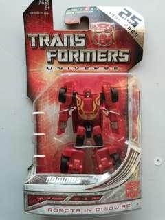 Transformers Universe Rodimus