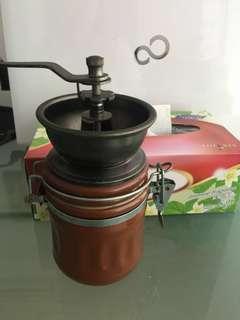 陶瓷手搖咖啡磨豆機
