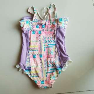 Swimming Suit ripcurl size 4 (3-4y )