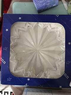 高級水晶果盤