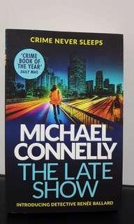 The late show by Michael Connelly book