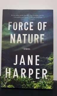 Force of nature by Jane Harper book
