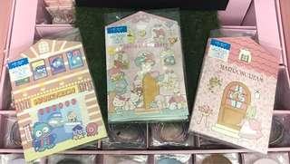 日版Sanrio信紙套裝