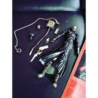 Kaiyodo Trigun The Planet Gunsmoke Vash The Stampede Black