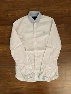 Fred Perry Two Tone Shirt