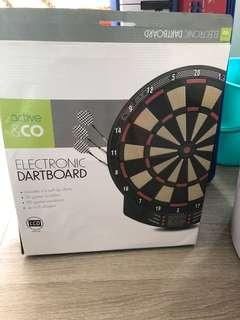Dartboard electric