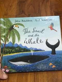 🚚 Juli Donaldson - the snail and the whale