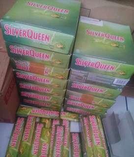 Silverqueen Greentea 65gr