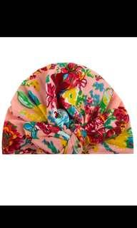 🚚 Abstract/Floral Baby HeadTurban
