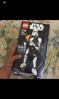 Lego Star Wars Stormtrooper Mainan SALE starwars