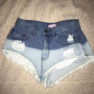 *REDUCED* Denim Shorts