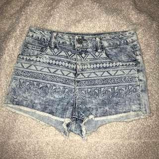 *REDUCED* Celebrity Pink Jean Shorts