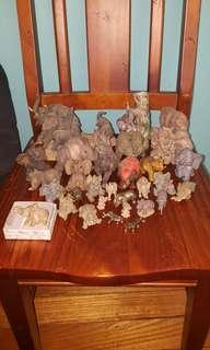 Bundle of elephants
