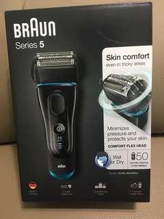 🚚 Braun series 5 Shaver