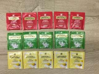 Twinings 茶包