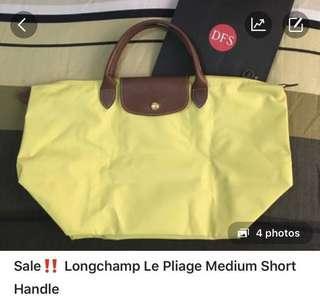 Good Deal Alert❗️ Longchamp BG