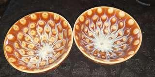 🚚 兩杯400 手工 孔雀釉燒 火焰紫紅 茶杯 如孔雀毛般 亮麗獨一無二 無重複樣 皆是孤品